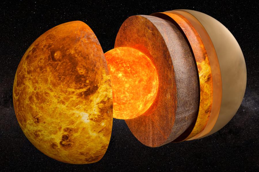 今までナゾだった「金星の正確な自転速度やコアのサイズ」が明らかに
