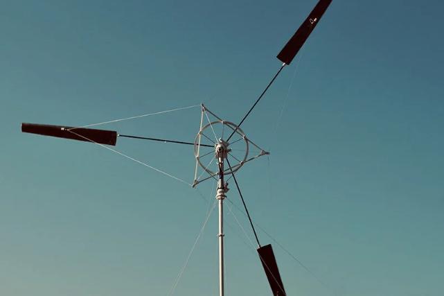 ポータブル風力発電機「ウインドキャッチャー」