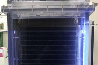 実用サイズの人工光合成セル