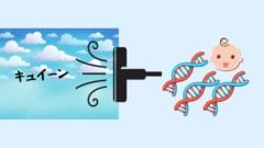 空気中のDNAを検出する技術が開発! 犯罪捜査と感染予防に革命か?