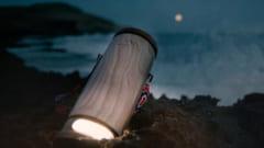 塩水を電気に変換するランタンWaterLight