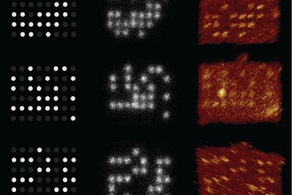 「DNA」で物理的に情報を保存する新データストレージ、「ドット絵」を読み取るだけに進化