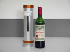 国際宇宙ステーションで438日保管された赤ワイン
