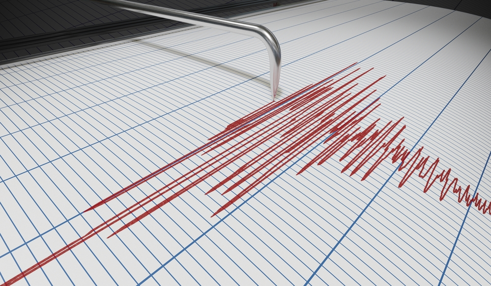 地震が32年も続いた?