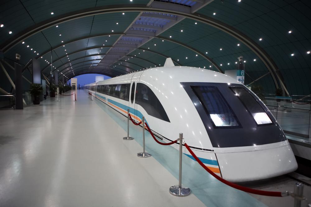 中国とアメリカをつなぐ高速鉄道計画