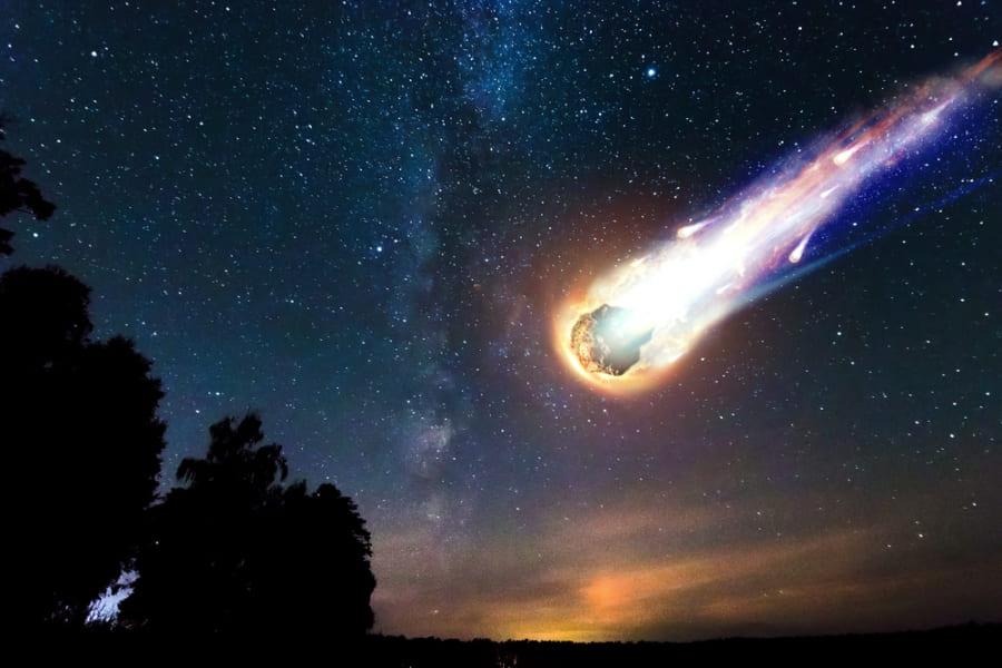 NASAが実施した小惑星地球衝突シミュレーション 核兵器でも阻止できない