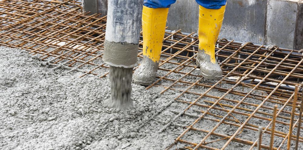 コンクリート建材が電池になる
