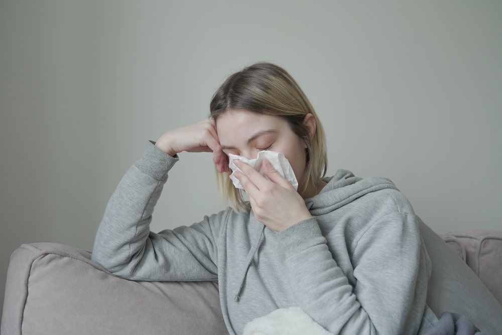 ストレスによってアレルギーが悪化するかもしれない