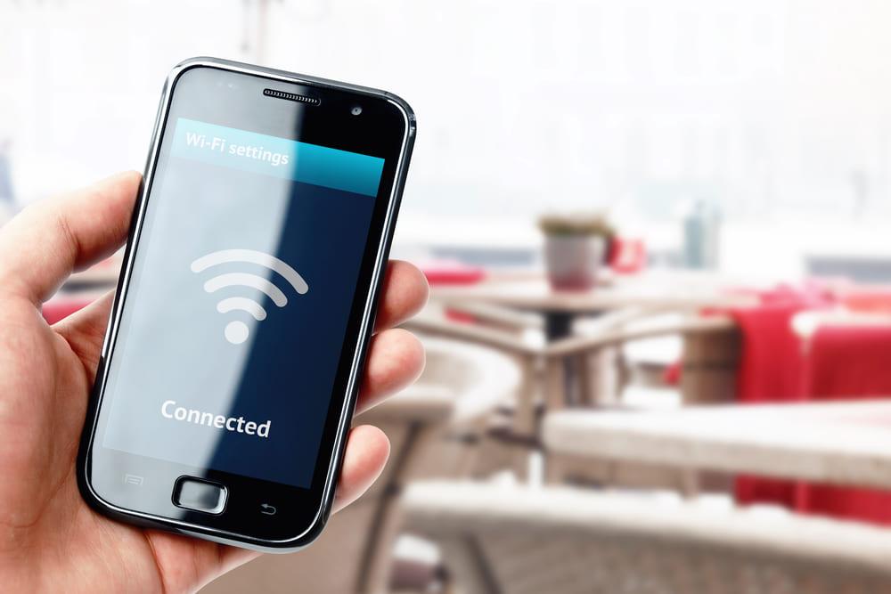 Wi-Fiの電波から充電する装置を開発