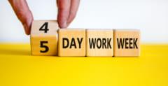 週4勤務は二酸化炭素排出量を削減する