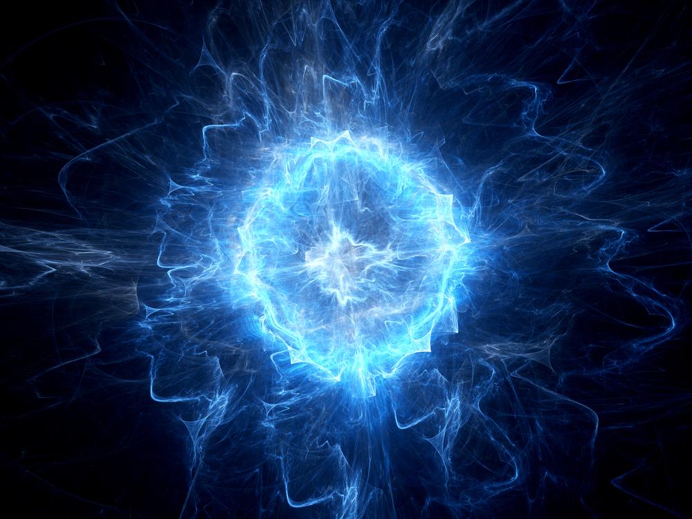 反物質でできた星がどのように見えるかは不明だが、対消滅によって強いガンマ線源となる可能性が高い