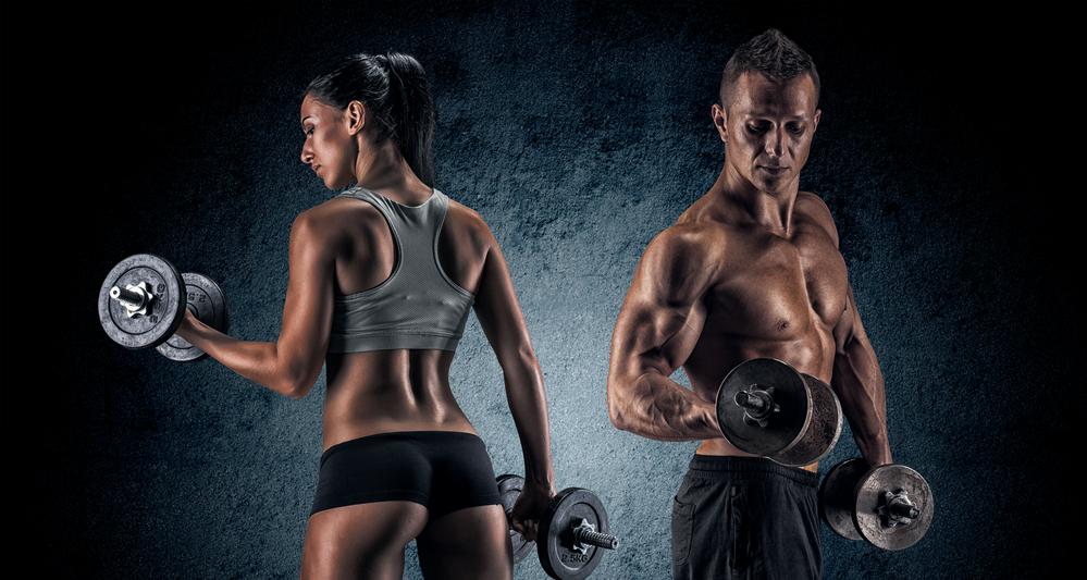 鍛え上げても筋肉は加齢によって減少してしまう
