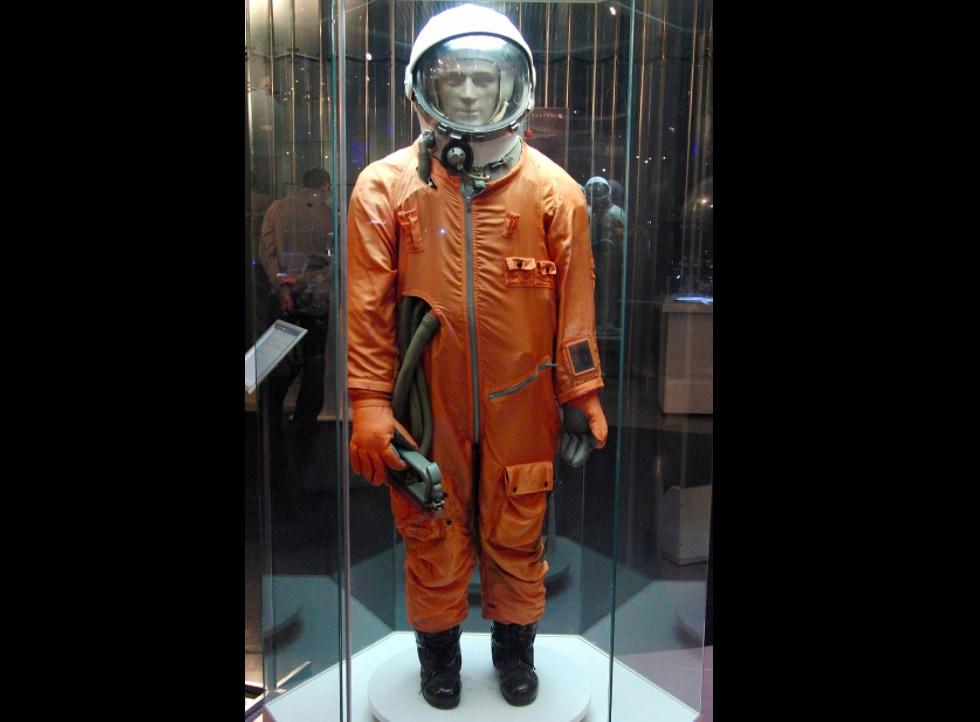 ガガーリンの着用したSK-1宇宙服
