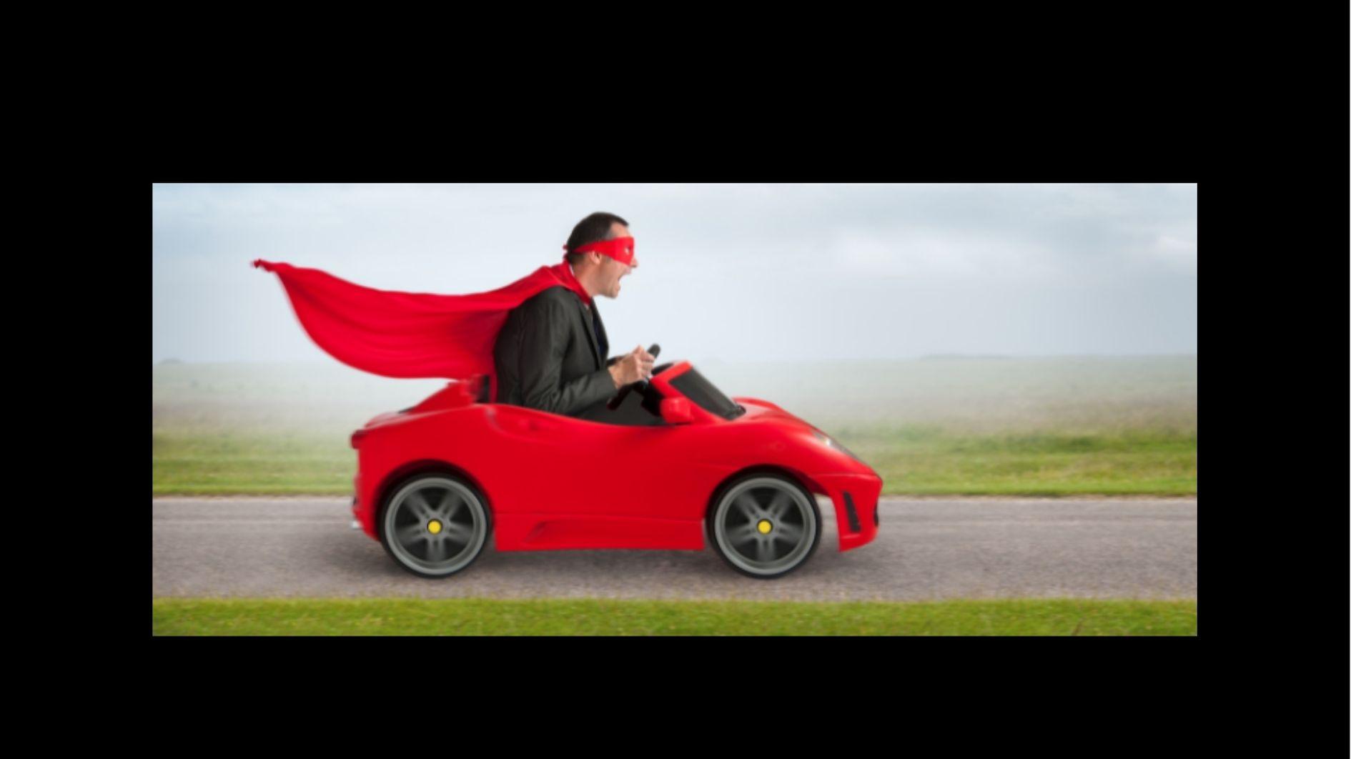 ドライブは「オクスリ」? 平凡な運転でも人間は「過覚醒」を起こしていたと判明!