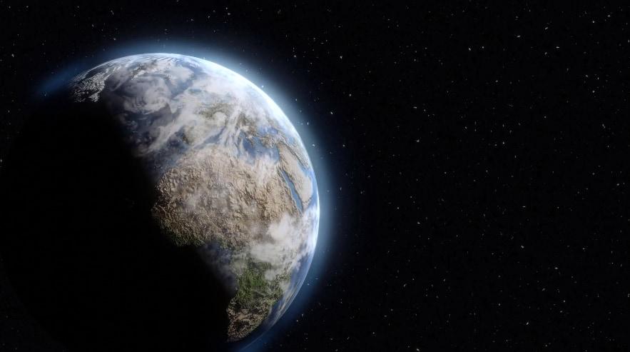 極地の氷の融解が過去30年間地球の軸を変えていたと判明!