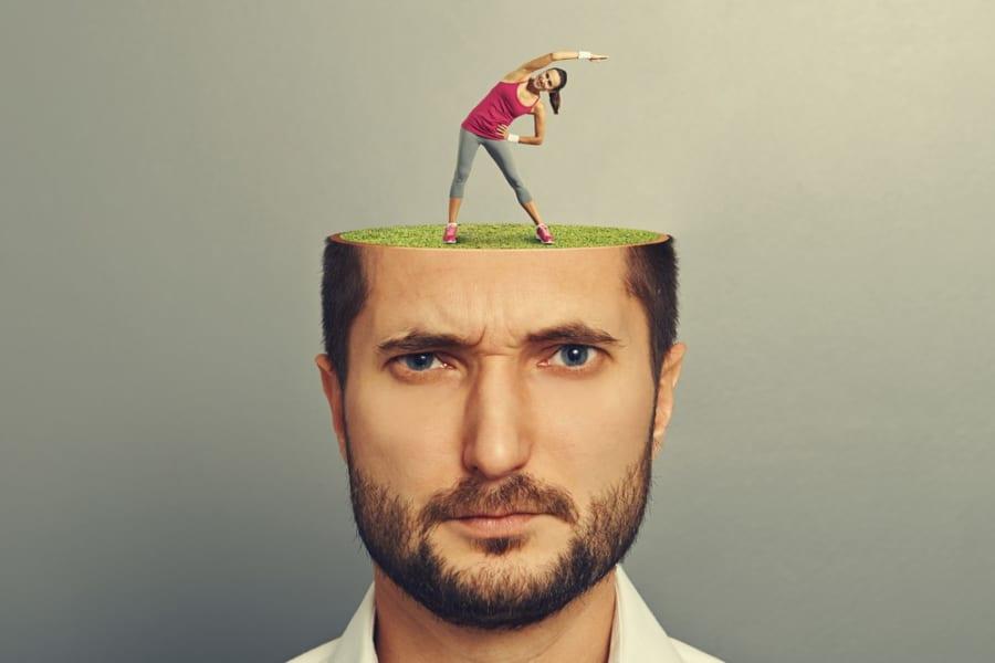 運動によって抑うつ症状を緩和できる