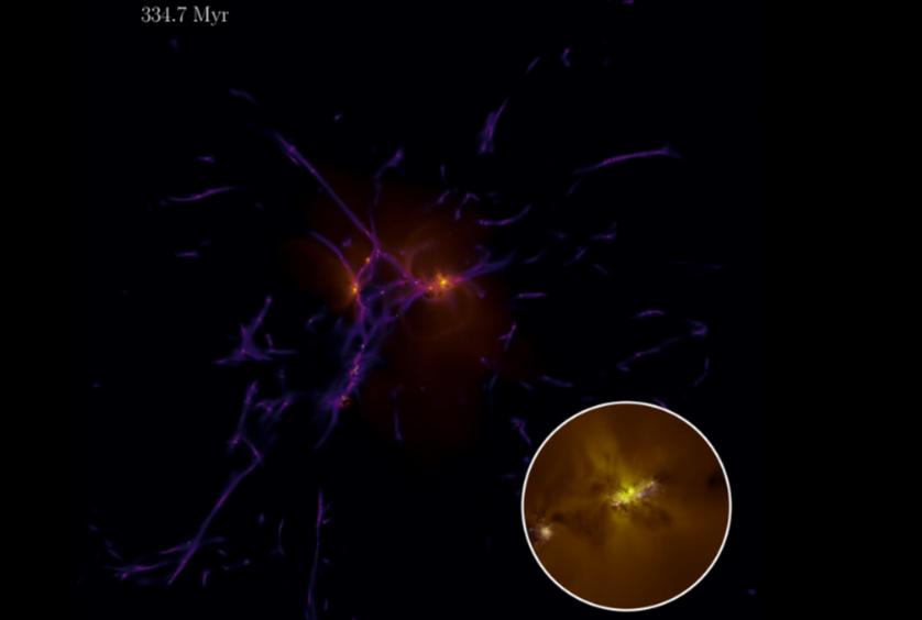 「宇宙最初の星の輝き」が特定される、はじまりの光景観測へ一歩前進