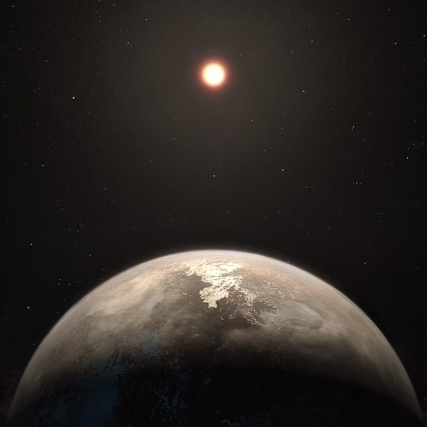 11光年離れたロス128星系。おとめ座近くで地球の1.9倍の惑星がある。