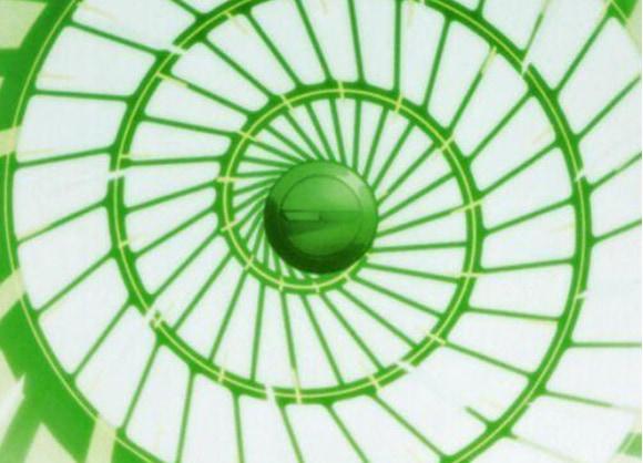 宇宙大規模構造のフィラメントは螺旋に回転していた