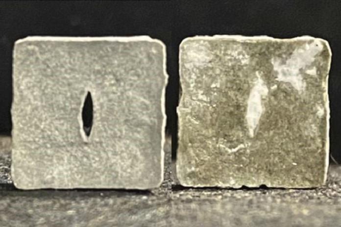 「赤血球の酵素」で自己修復するコンクリートが開発される