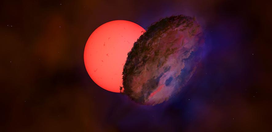 未知の伴星に隠れる「VVV-WIT-08」のイメージ画像
