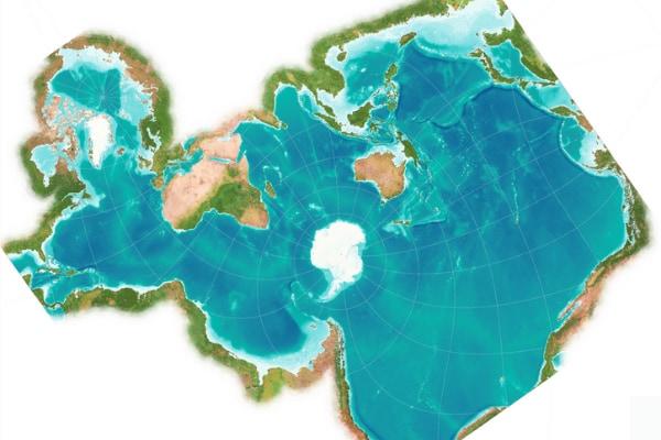 世界に「5つ目の海」が追加される