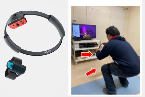 Nintendo「リングフィットアドベンチャー」が慢性腰痛症に効くと明らかに