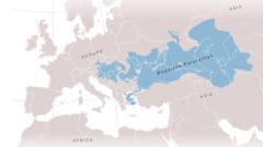 最盛期は地中海(250万平方km)より大きかった