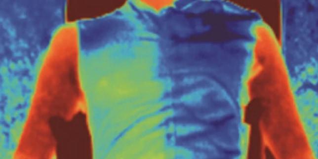 体を涼しく保つ新素材「メタファブリック」が誕生