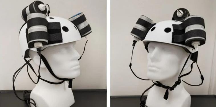 脳腫瘍を縮小させる磁気ヘルメット