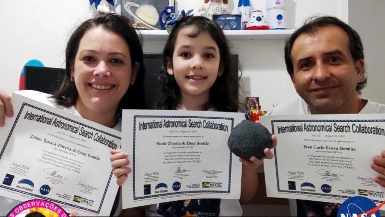 NASA公認!ブラジル在住の少女が「史上最年少の惑星発見者」となる