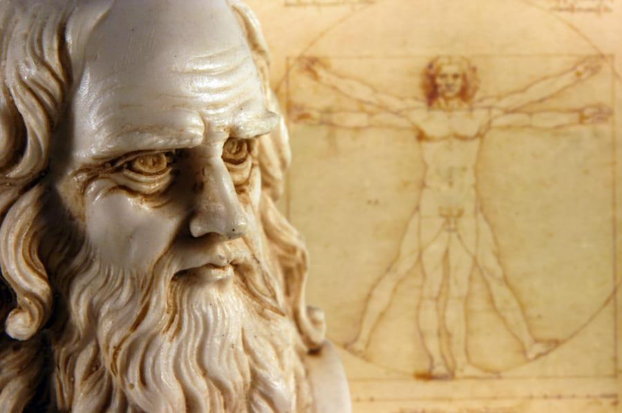 レオナルド・ダ・ヴィンチの子孫を新たに14人発見!生前の顔の復元に一歩近づく