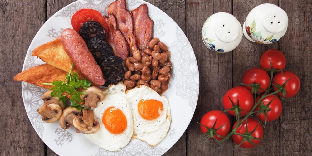 朝のタンパク質摂取は筋量増加に効果的