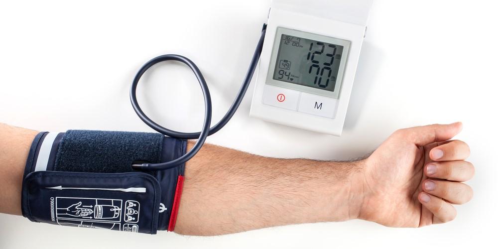 1日5分で血圧を低下させる