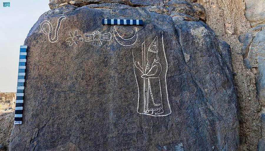 2500年前の「バビロン最後の王」により記された碑文を発見