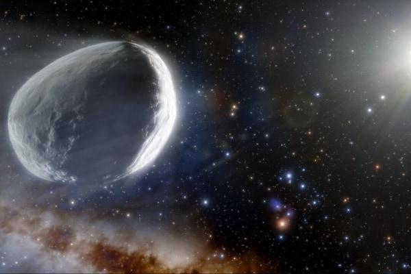 観測史上最大の彗星 200km級の「バーナーディネリ・バーンスタイン彗星」が2031年太陽に最接近する
