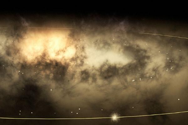 シミュレーションから明らかになった天の川銀河でもっとも文明が発達する場所