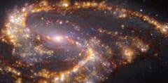 地球から約3,100光年の銀河NGC 3627