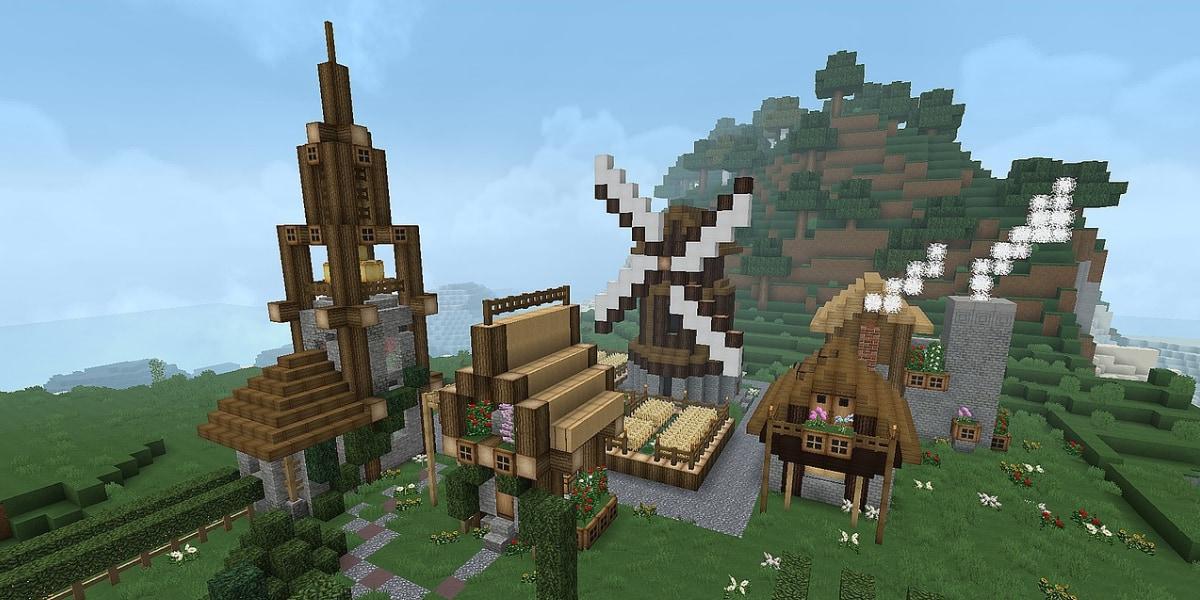 ブロックを積み上げて建物を作るゲーム「マインクラフト」は自閉症の子どもを持つ親たちにも絶賛されている