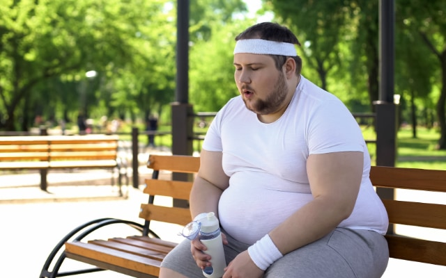 運動しても疲れるだけで痩せない体になる