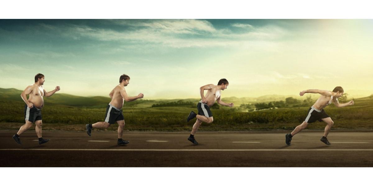新しい減量法は脂肪を汗として排出する