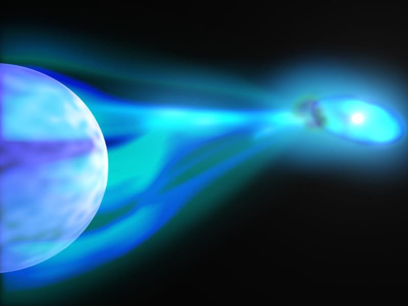 天の川銀河を時速320万kmで爆走する星が見つかる