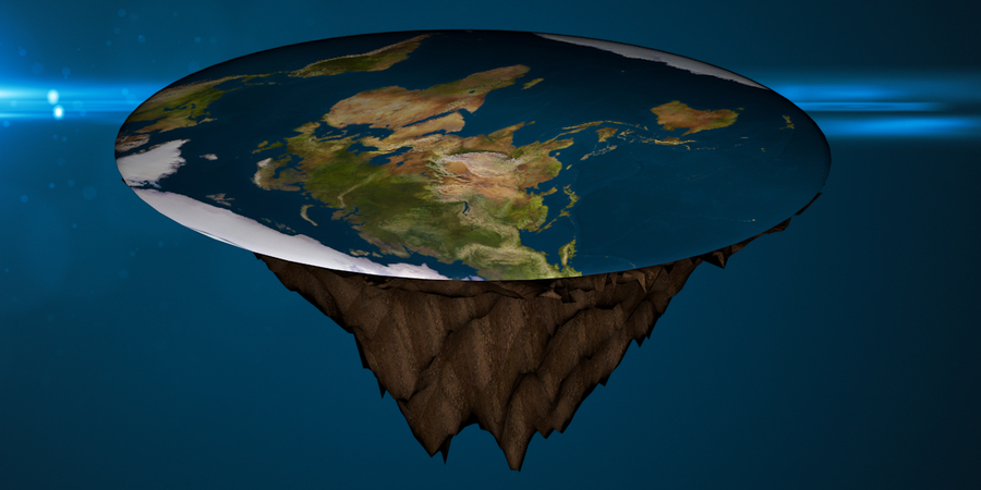 地球が平らになるとどうなる?