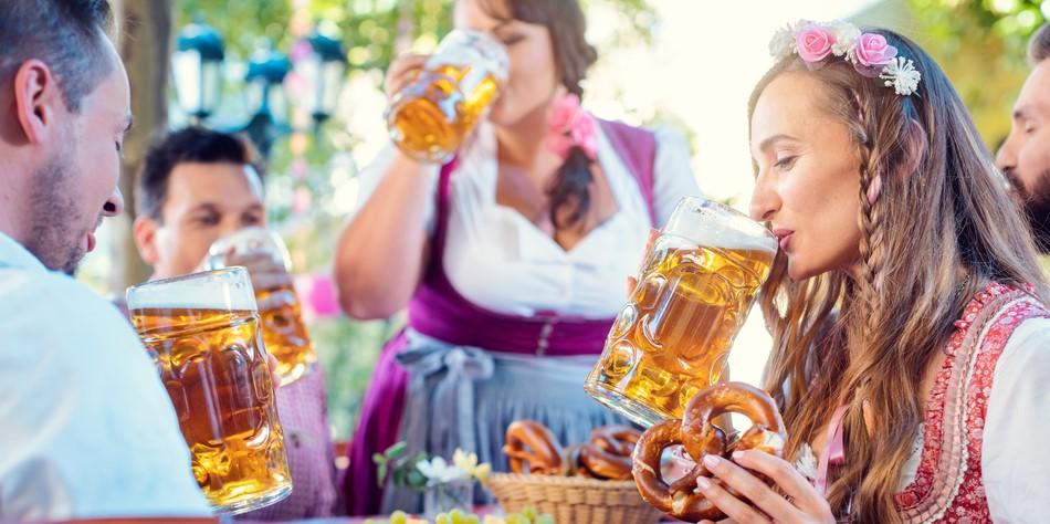 ビールから数万の未知の分子が発見される