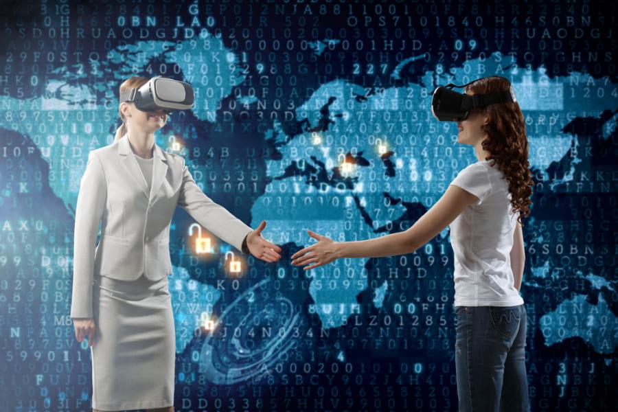 VRで社交不安症(SAD)を改善できる可能性が示される
