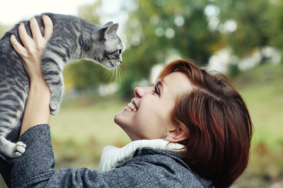 猫は飼い主の声を判別できる