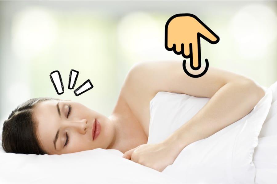 人間は「寝転がるだけで皮膚が敏感になる」と明らかに!