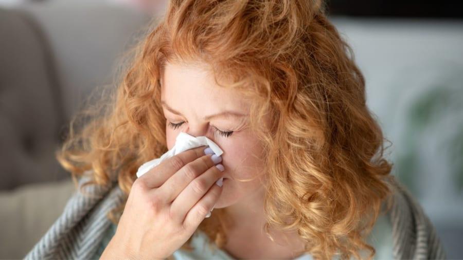 医学賞:セックスは点鼻薬と同じ鼻づまり解消効果がある