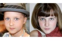 左の子は実在する人物の顔画像。右の子はAIに合成された架空の顔画像。