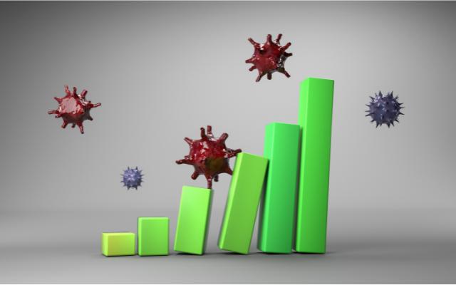 歌のヒットチャートとウイルス感染症の蔓延には同じ数学モデルが適用できる可能性がある